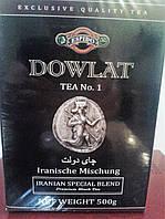 Чай чорный с бергамотом  Espido Dowlat Иранская смесь 500г