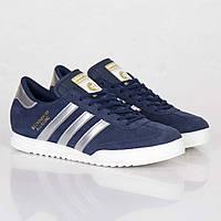 Кроссовки Adidas Beckenbauer Navy . адидас кроссовки, кроссовки адидас мужские