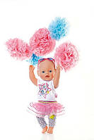 Одежда для куклы Baby Born Glam Hit Set Zapf Creation 822241