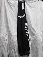 Мужские спортивные штаны трикотаж на флисе норма (р.46,48,50,52,54)№5047-38