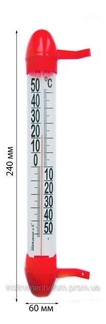 """Термометр оконный ТО-6 """"Шатлыгин и К"""" (упаковка 10 шт)"""