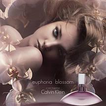 Calvin Klein Euphoria Blossom туалетная вода 100 ml. (Кельвин Кляйн Эйфория Блоссом), фото 3