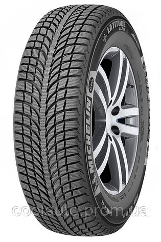 Шины Michelin 215/70 R16 LATITUDE ALPIN LA2 104H XL, фото 2