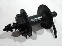 Передняя втулка Shimano Deore M475A, под диск с эксцентриком