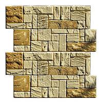 Полиуретановая форма для изготовления декоративного камня. «Испания»