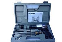 Пневмомолоток с комплектом насадок 9 пр. (ST-2212K/H) Sumake