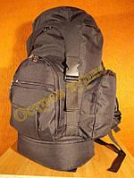 Рюкзак туристический  Козак 1222 50 литров черный