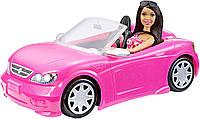 Барби с машиной