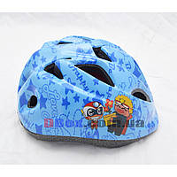 Вело Шлем детский Герои (регулировка окружности)