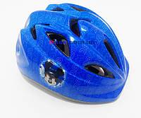 Вело Шлем детский Микки (регулировка окружности)