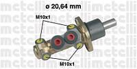 Цилиндр тормозной, главный LPR 1835; TRW PMF480; CIFAM 202142; METELLI 050142, 50142 на Seat Toledo, Ibiza
