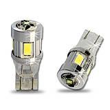 T10 (W5W) безцокольні LED