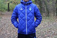 Мужская зимняя куртка Adidas Динамо Киев, фото 1