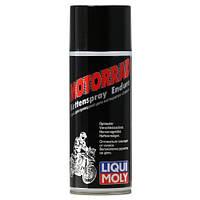 Спрей для приводной цепи мотоциклов Liqui Moly Motorrad Kettenspray Enduro 400мл