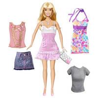 Барби с одеждой