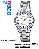 Женские часы CASIO LTP-V005SG-7AUDF оригинал