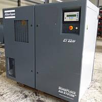 Компрессор бу безмасляный Atlas Copco ZT 22 FF, 22 кВт, встроенный осушитель типа MD