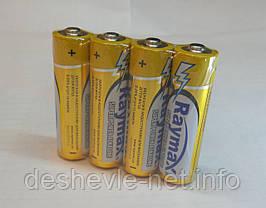 Батарейка Raymax AA LR6