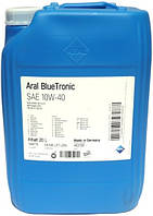 Моторное масло Aral BlueTronic 10W-40 20л