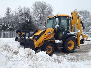 Услуги снегоуборочной техники - уборка снега