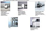 Душевой уголок Huppe Classics 2 квадратный 80x80, фото 3