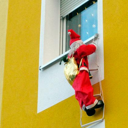 Подвесные Санта