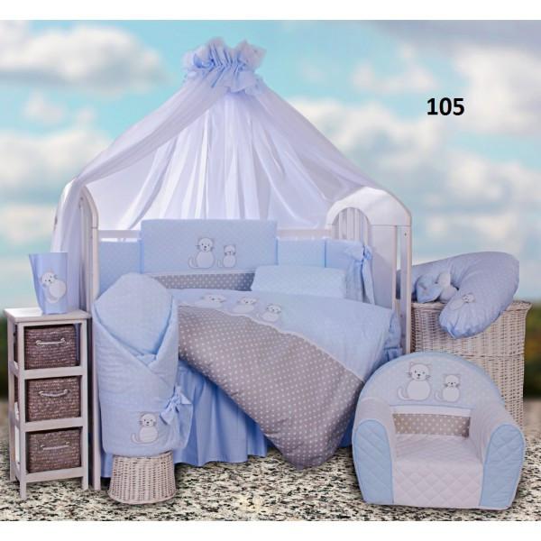 Детские постельные комплекты Tuttolina