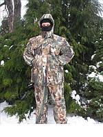 Зимний рыбацкий костюм, маскировочный костюм, рыбалка, комплектующее