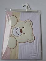 Детская сменная постель Tuttolina Teddy Bear