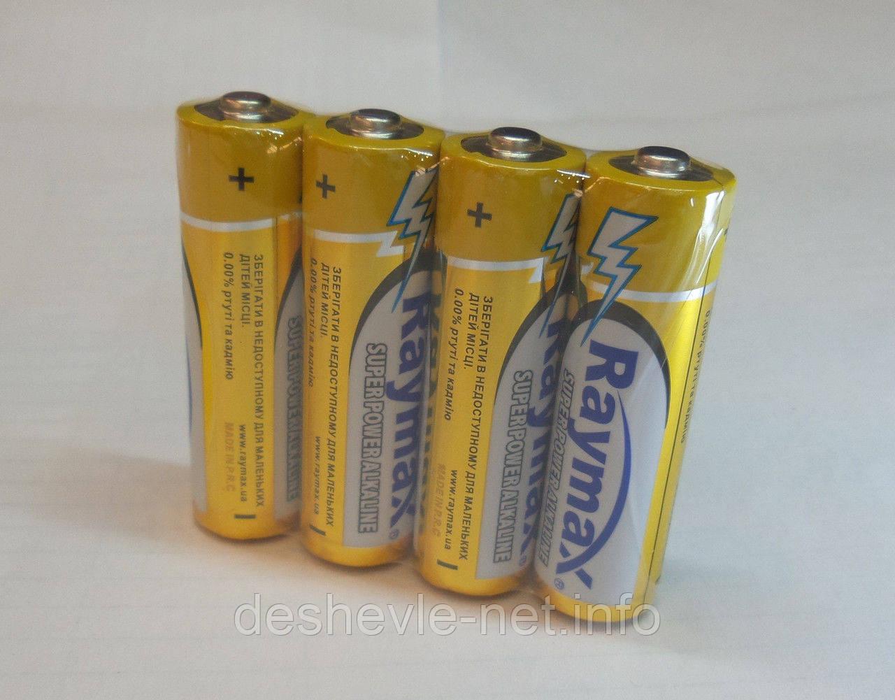 Батарейка Raymax LR03 AAA