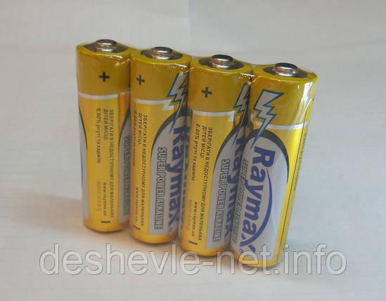 Батарейка Raymax AAA LR03, фото 2