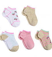 Носки девочке F&F короткие, 2-3 года