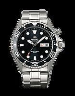 Чоловічий годинник Orient RAY DIVER black (FEM650008B9)