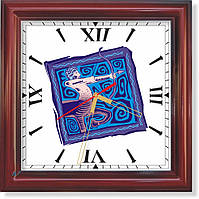 Настенные часы Стрелец
