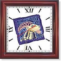 Настенные часы  Овен II