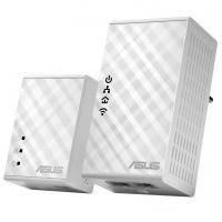 ASUS Комплект Адаптерів Powerline 5 00 Мбит/с 4хLan Gigabit PL-N12