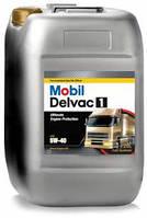 Моторное масло Mobil Delvac 1 5W-40 60л