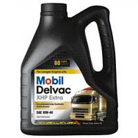 Моторное масло Mobil Delvac XHP Extra 10W-40 4л