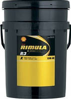 Моторное масло Shell R3 X Rimula 15W-40 209л