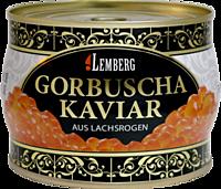 Икра красная горбуша Lemberg Германия 500г
