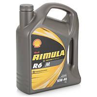 Моторное масло Shell R6M Rimula Ultra 10W-40 4л