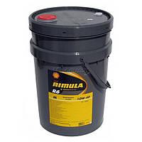 Моторное масло Shell R6M Rimula Ultra 10W-40 209л