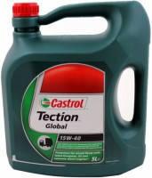 Моторное масло Castrol Tection Global15W-40 5л