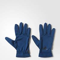 Флисовые перчатки адидас Climawarm AY8463