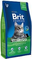 170365 Brit Premium Cat Sterilised, 1,5 кг