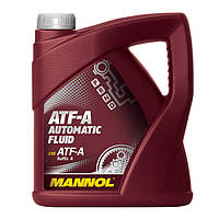 Трансмиссионное масло MANNOL ATF-A Automatic Fluid 60л