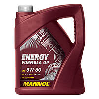 Моторное масло MANNOL Energy Formula OP 5W-30 60л
