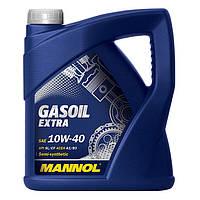 Моторное масло MANNOL Gasoil Extra 10W-40 208л