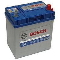 Аккумулятор Bosch S4 40AH/330A (S4018)