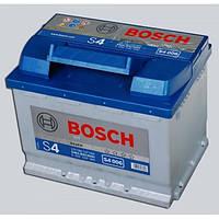Аккумулятор Bosch S4 60AH/540A (S4006)